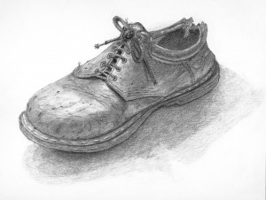 Shoe-Drawing-2008-2